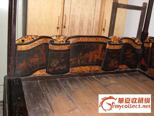 老式床_老式床鉴定_来自藏友爱尼吱尼