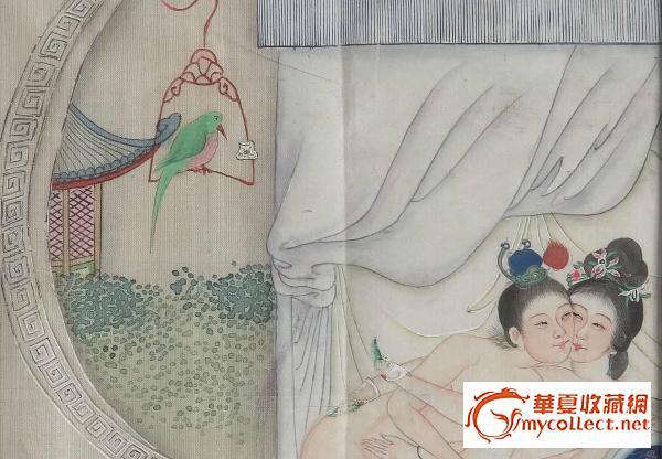 清春宫娟画 (儿童不宜)