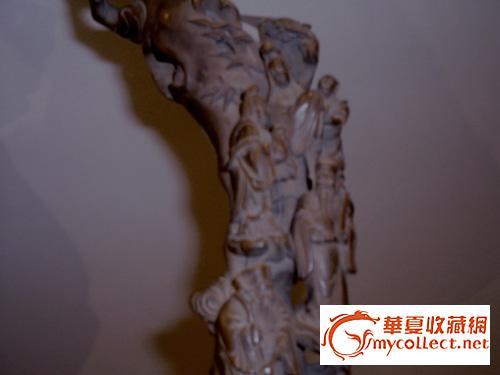 木雕如意图片2_木雕如意图片2鉴定