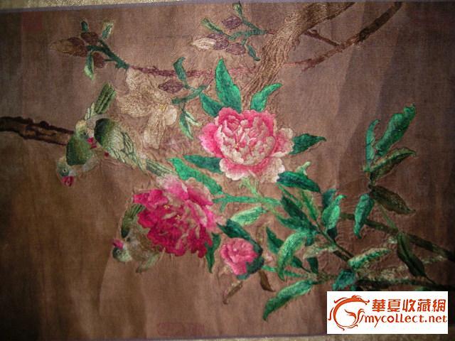 梅花刺绣针法步骤图