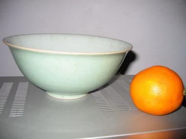 清 乾隆时期瓷碗