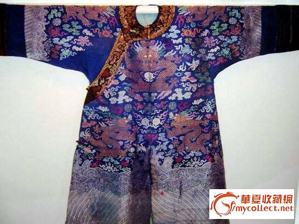 上传二件云锦蟒袍-------请fm3650兄参考