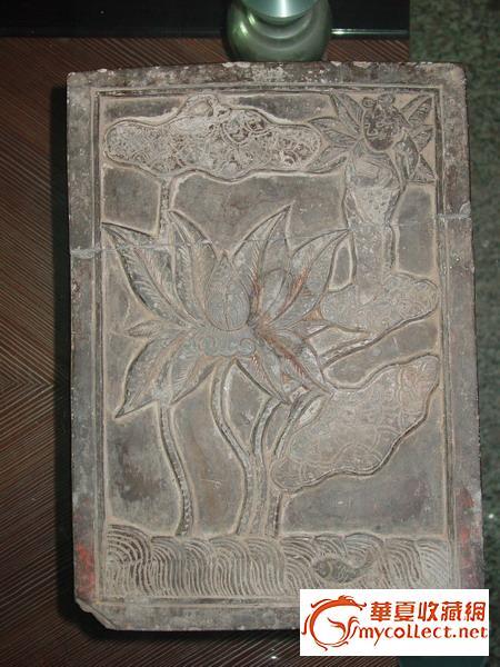 荷花雕刻-图1