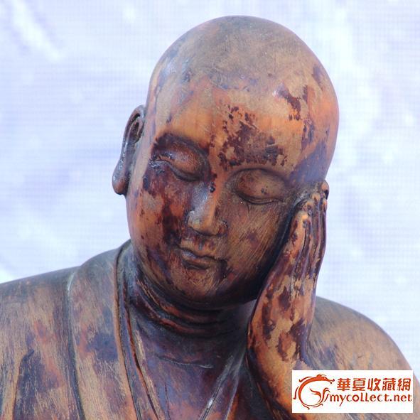 木雕佛像-图2