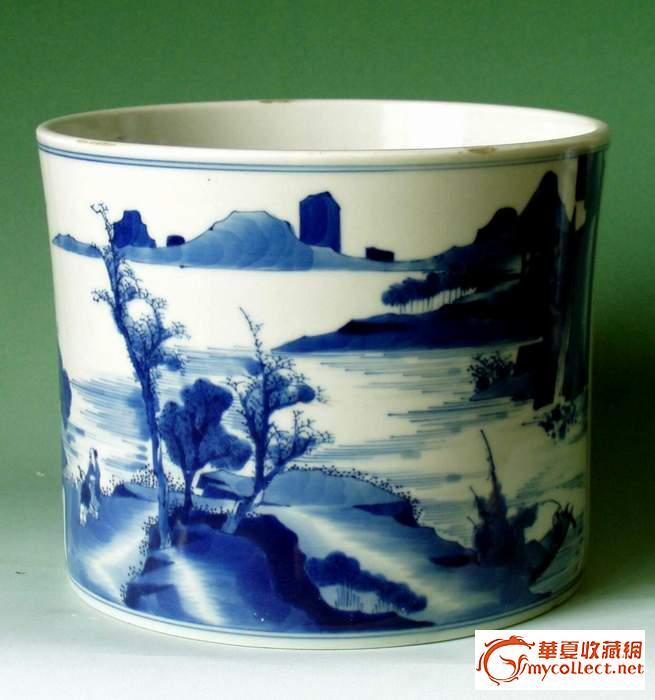 中华美瓷 - 笔筒    3 - h_x_y_123456 - 何晓昱的艺术博客