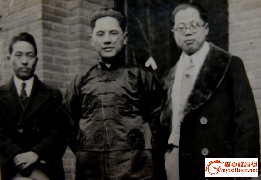 手上有一些民国时候吴江的老照片,请老师们帮