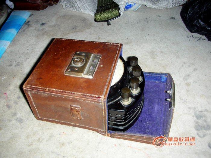 老日本万用电表