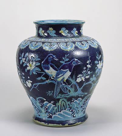 小日本博物馆里的中国瓷器