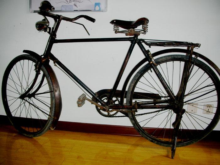 老款日本富士自行车