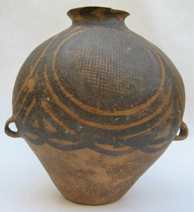 是不是新石器时代彩陶?