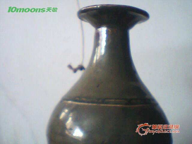 古代的酒瓶吗