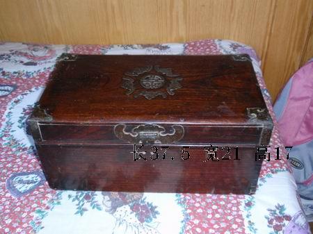 古风首饰盒设计图手绘