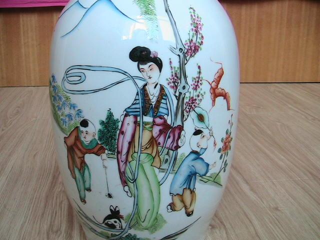 150件美女大花瓶 随评!