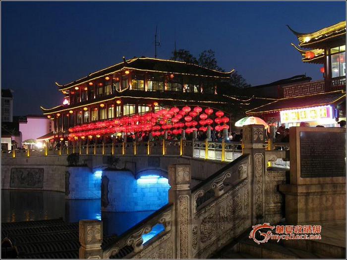 南京方山风景区灯会