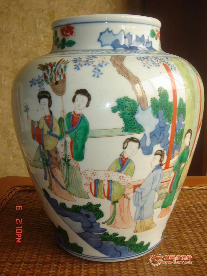 古雅珍瓷 - 五彩瓷器    6 - h_x_y_123456 - 何晓昱的艺术博客