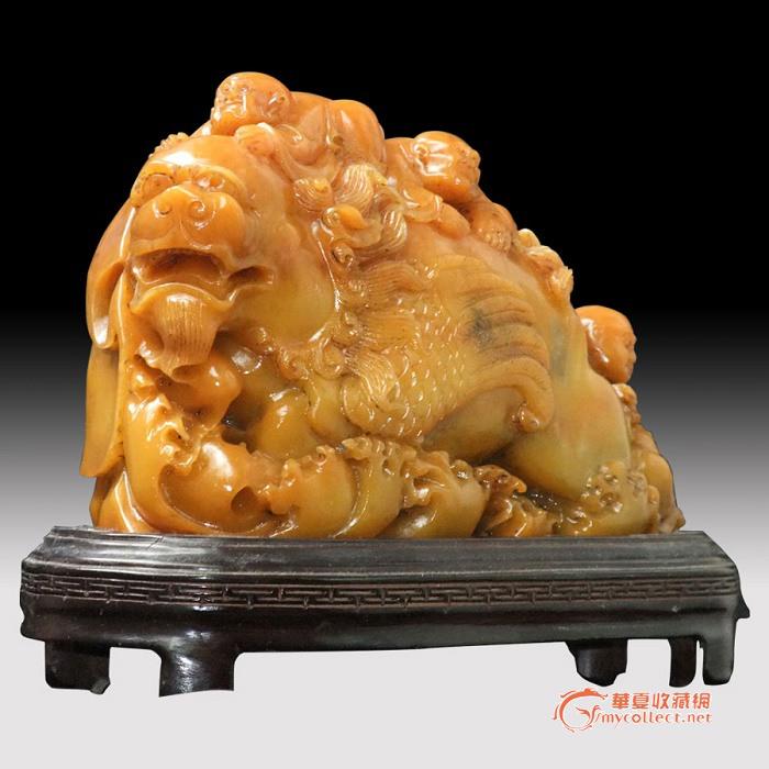 珍品田黄雕刻    10 - h_x_y_123456 - 何晓昱的艺术博客