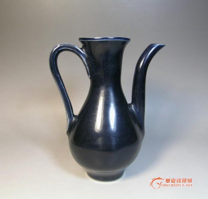 大明成化年制款 酒壶