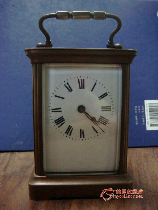 皮桶钟,来自藏友xixilove-钟表西洋器-钟表-藏品鉴定图片