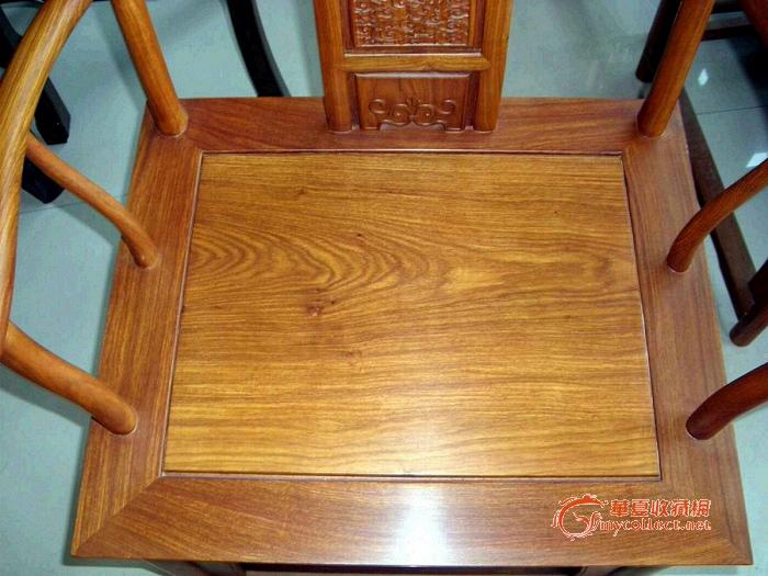 仿古家具非洲黄花梨书桌