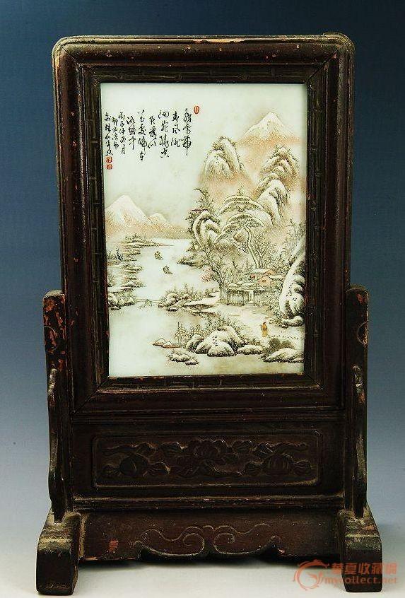 中华艺术珍品 - 插屏    31 - h_x_y_123456 - 何晓昱的艺术博客