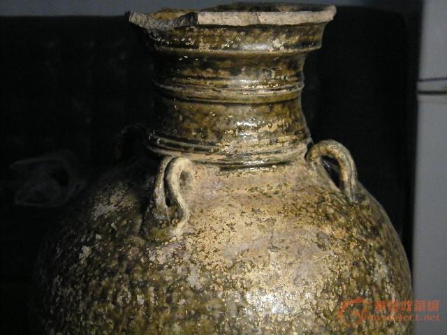 东汉时期原始青瓷