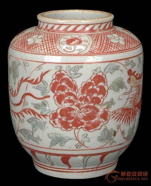 万历红绿彩,来自藏友辛宁叟-瓷器-明清-藏品鉴定估价图片