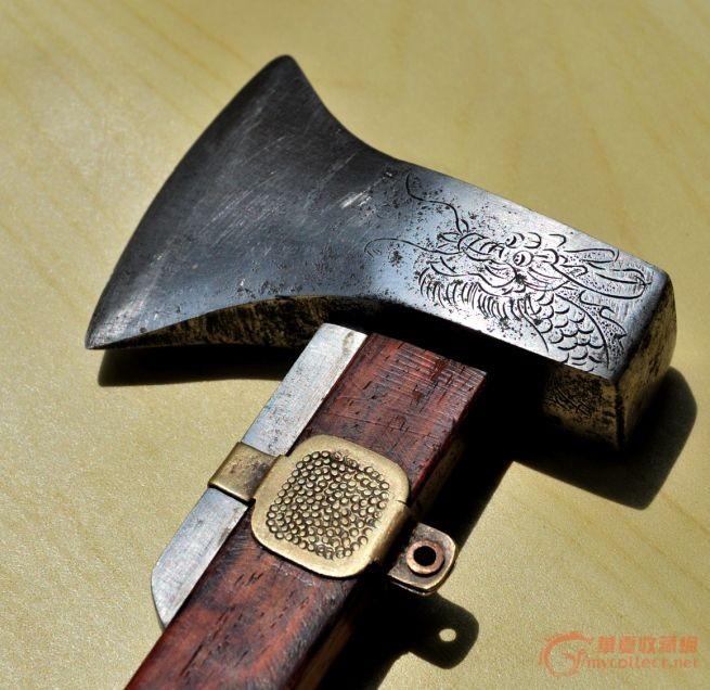 高手乱入,鉴定/估价木工工具之东洋工艺斧