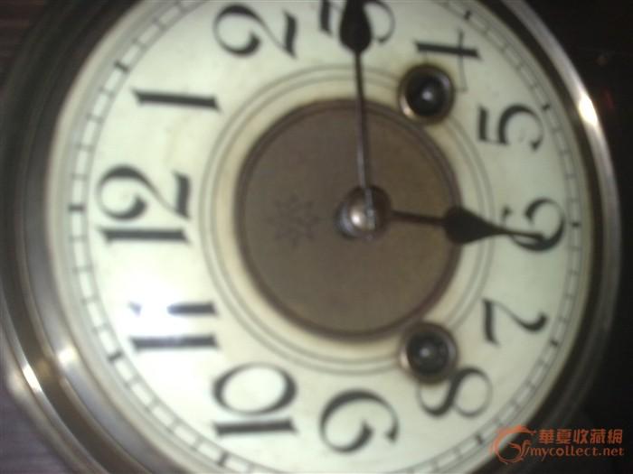 钟的制作图片