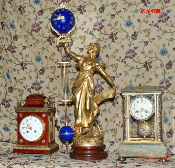 时钟摇摆器lc振荡电路