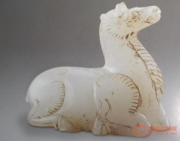 羊,这种动物玉雕,最早出现在哪代?