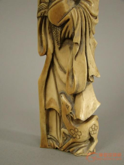 雕刻木头杂件图片