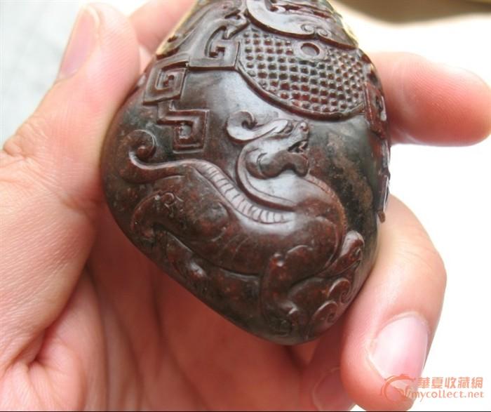 红沁原籽——呼啸八面~; 泰国八面佛纹身;
