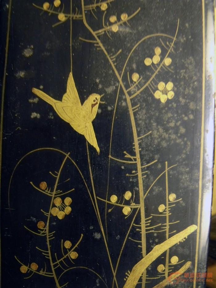 木漆盒--游戏盒?,来自藏友jingyel-木器-其它-藏
