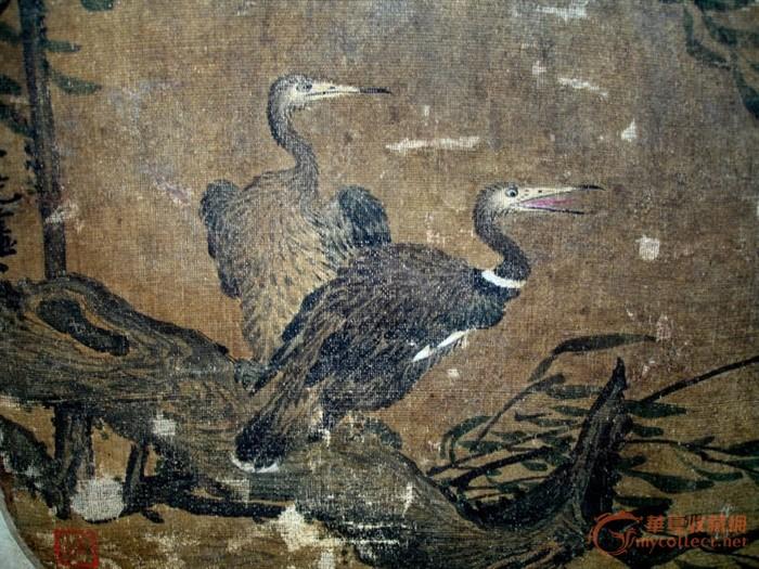 中国古代丝绸画