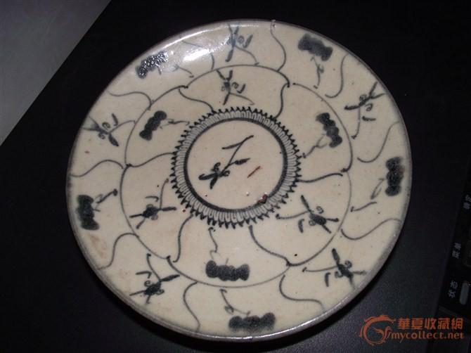 陶瓷动物纹样图