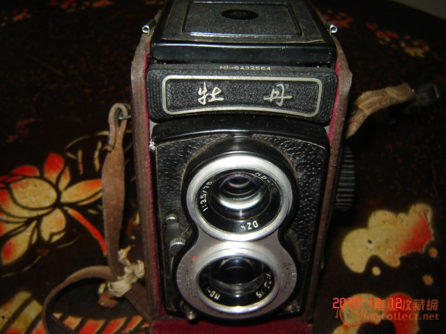 牡丹照相机