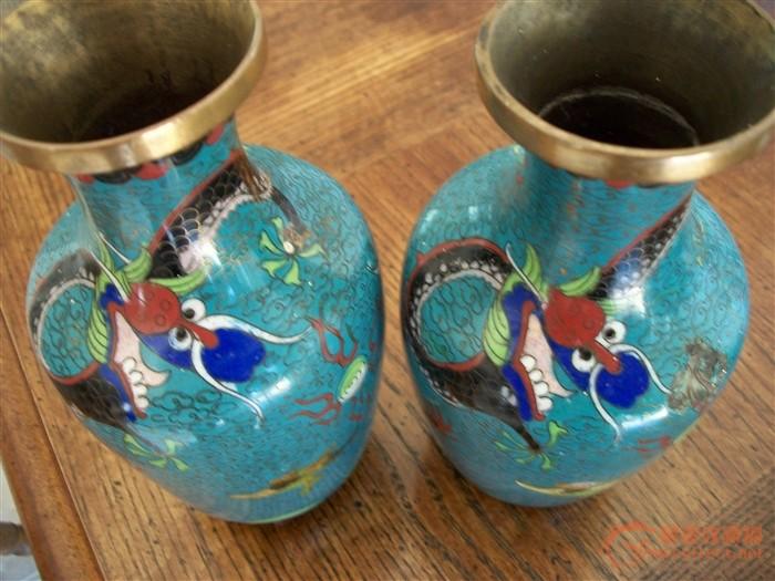 五年级画画花瓶