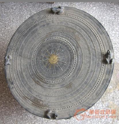 广西壮族少数民族铜鼓