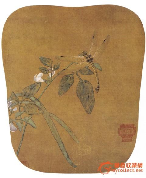 神墨蜻蜓简笔画法