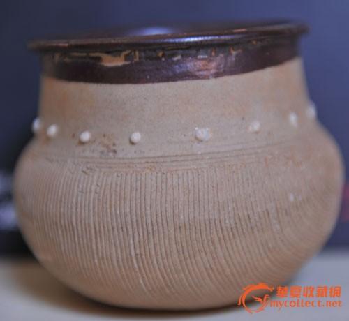 宋赣州窑大乳丁罐