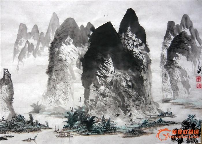 中国画 流连 更为 继承 创新 20世纪/1919年爆发的五四运动,高举起了反对封建文化的新文化运动大旗...