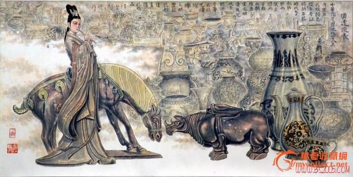 世界级国画大师《关文武作品欣赏》