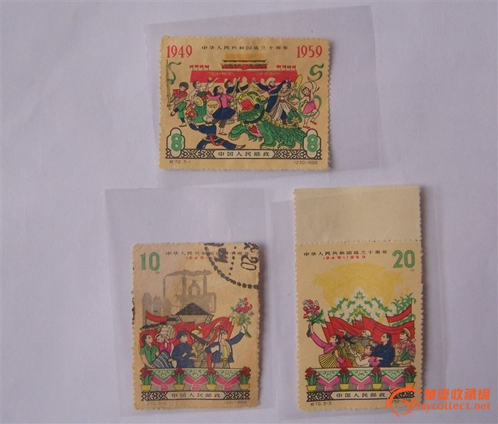 儿童手绘邮票大全