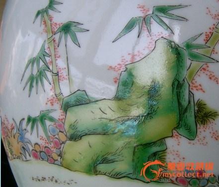 牡丹纹身手稿; 咖啡色花边冰裂纹;
