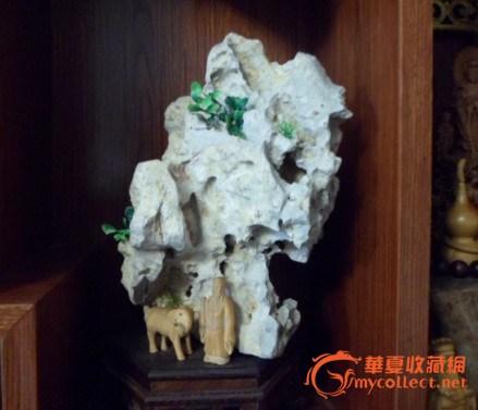 好看的太湖石和高纯度银矿石图片