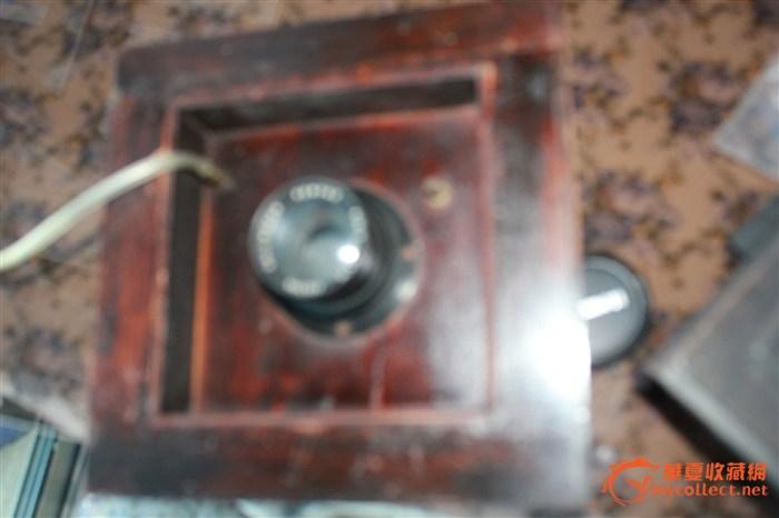 1900年老照相馆的相机