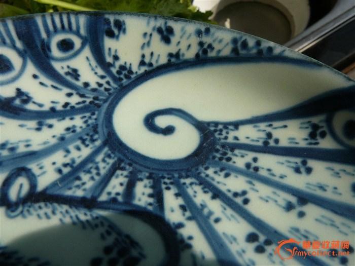青花瓷盘子-图4