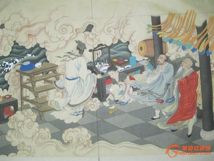 杨海峰 实力派画家 工笔画[画龙点睛]
