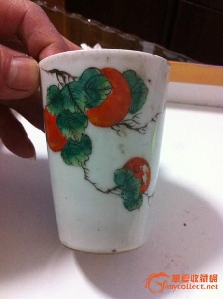 古代瓷器杯子
