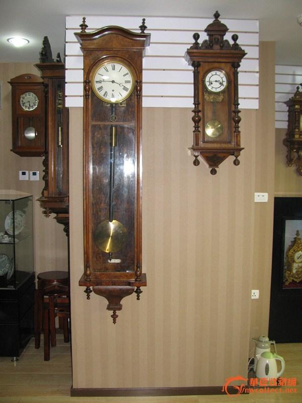 1米90的大挂钟(天文钟) Lenzkirch